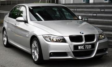 Seguro Série 3 BMW
