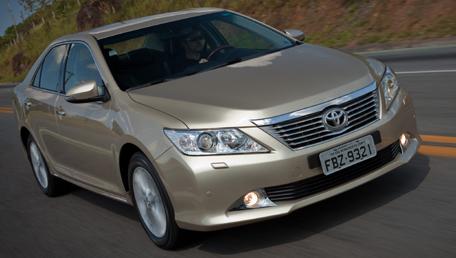 Seguro auto Camry: seu Toyota merece essa segurança!