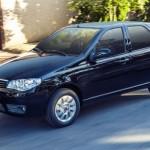 Fiat Palio 2014 preto