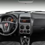 Fiat Palio 2014 interior