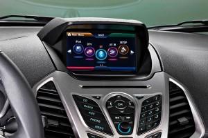 Ford lança central multimídia com TV e GPS