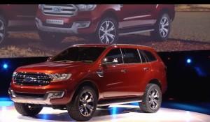 Ford SUV Everest tem produção confirmada