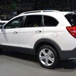 Chevrolet Captiva 2014 branca