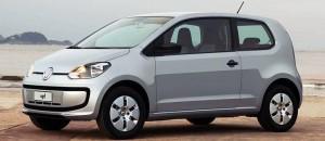 VW Up! com câmbio automatizado já está à venda