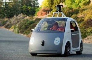 Google vai lançar carro que anda sozinho