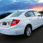 Honda Civic 2014 branco