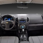 S10 2014 interior