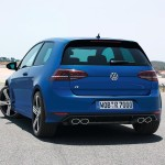 Golf 2014 traseira