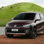 VW Gol 2015 - frente