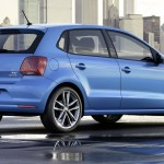 VW Gol 2015 azul