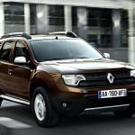 Renault Duster 2014 frente