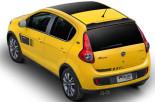 Fiat Palio 2015 amarelo