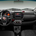 Fiat Uno 2015 interior