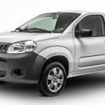 Fiat Uno 2015 prata