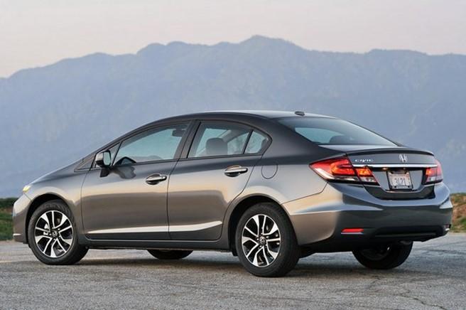 Honda Civic 2015 Fotos E Pre 231 Os