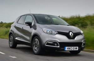 Seguro Renault Captur