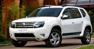 SUVs mais baratos do Brasil