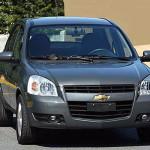 Chevrolet Classic 2015 - frente