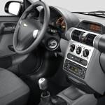 Chevrolet Classic 2015 - interior