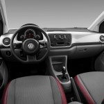 Volkswagen Up 2015 - interior