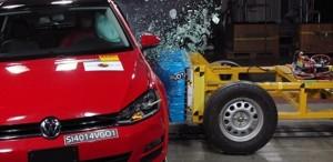 Golf VII é considerado o carro mais seguro da América Latina