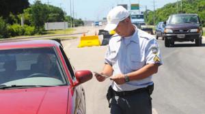 Guia de multas de trânsito