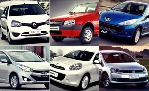Seguro de carros populares custa até 21% do valor do veículo