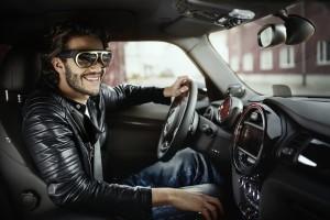 BMW cria óculos de realidade aumentada para o Salão de Xangai