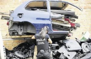 A legalização do desmanche de veículos cria um cenário favorável para o seguro de automóveis