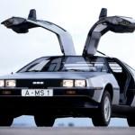 DeLorean - Carro