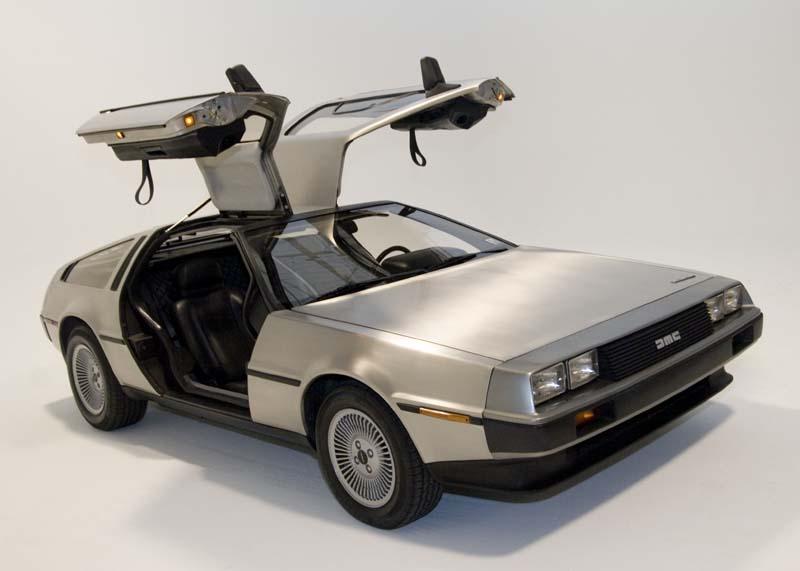 DeLorean - Carro de Volta para o Futuro