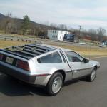 DeLorean - The Back Future