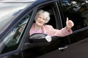 Seguro de carro para idosos são mais baratos