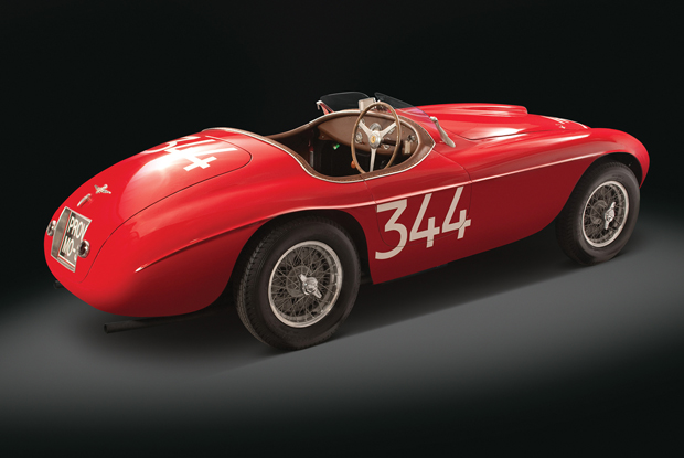 3 - A Segunda Guerra Mundial atrasou o lançamento da Ferrari