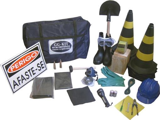 2 – Tenha um kit de emergência