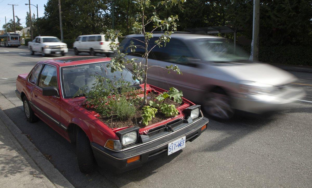 12 – Carro sustentável
