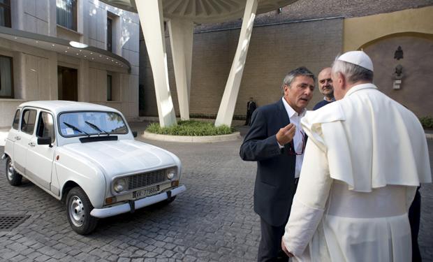 10 - Papa Francisco