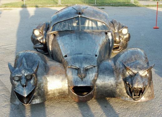 Gostou desses modelos de carros personalizados?