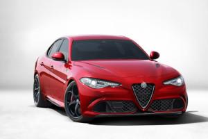 Alfa Romeo Giorgio 2016