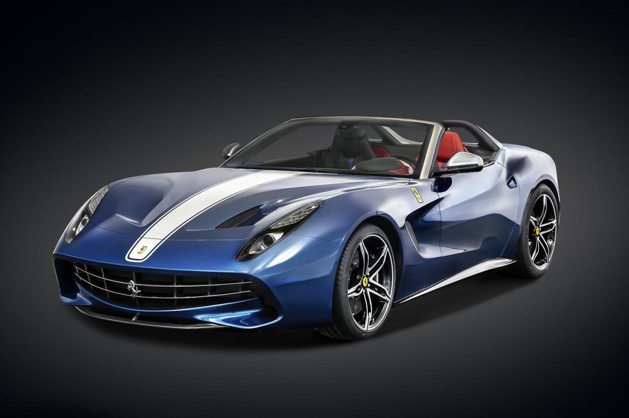 Ferrari F60 América (2,5 milhões de dólares)