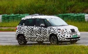 Fiat projeto XH1 2016