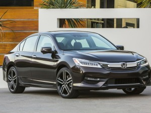 Ford Accord 2016