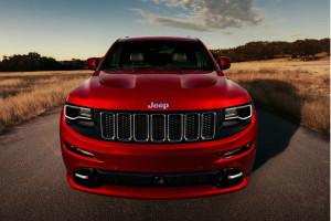 Jeep Grand Cherokee Trackhawk 2016