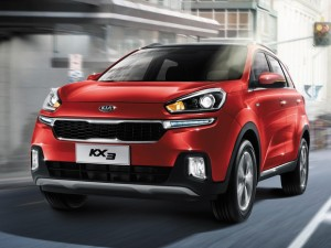 Kia KX3 2016