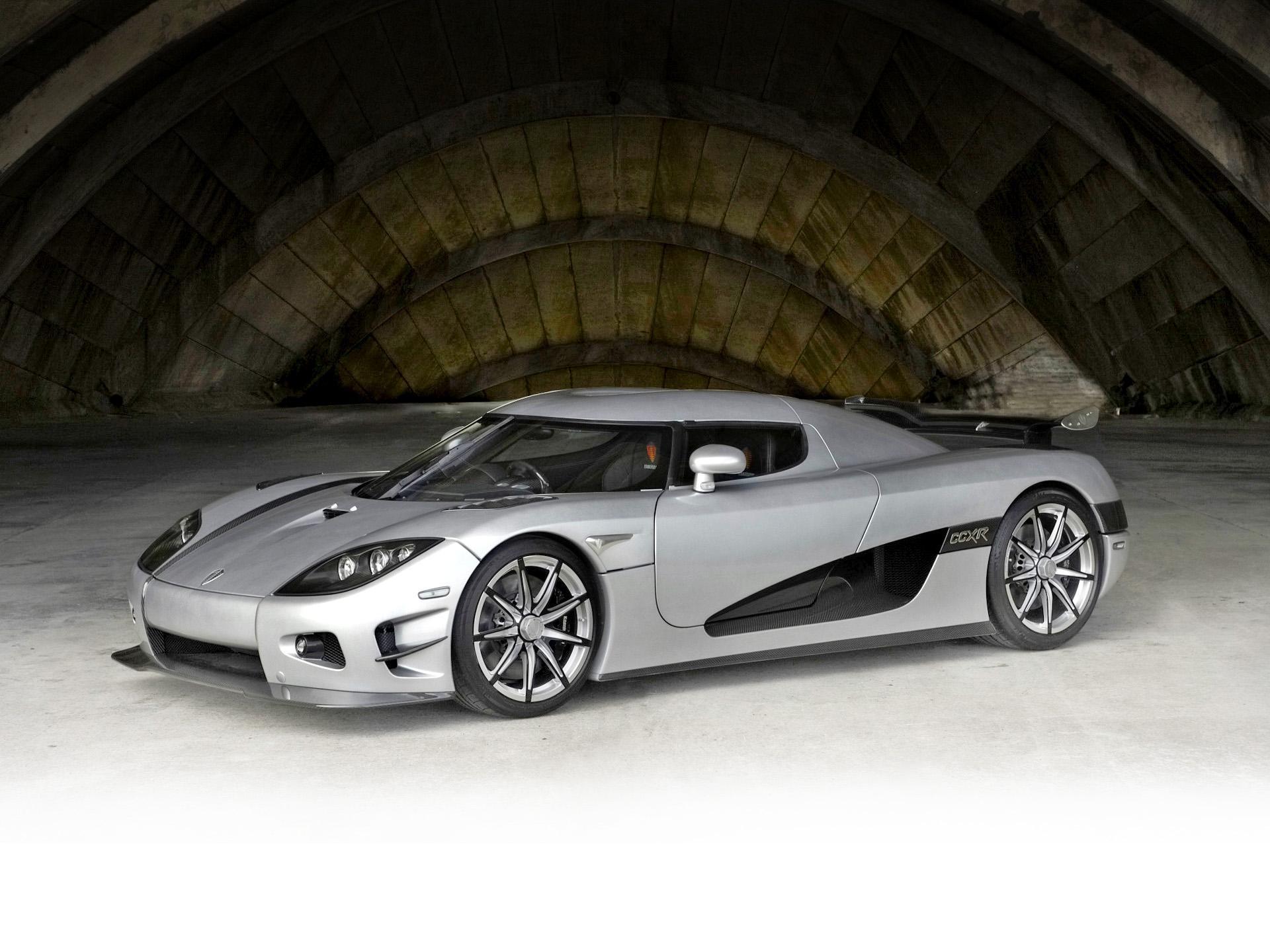 Koenigsegg CCXR Trevita (4,8 milhões de dólares)