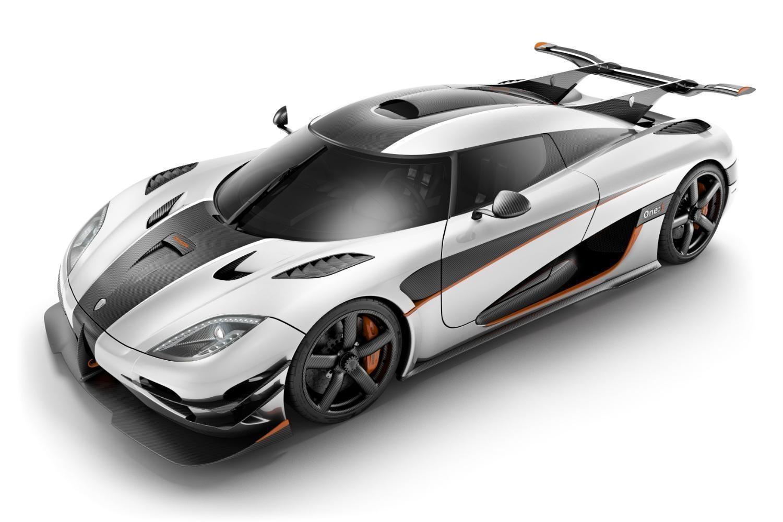 Koenigsegg One:1 (2 milhões de dólares)
