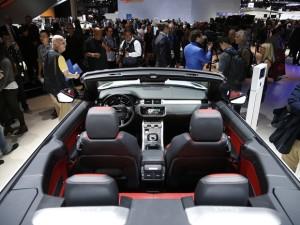 Land Rover Evoqueconversível 2016