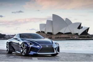 Lexus SC 2016