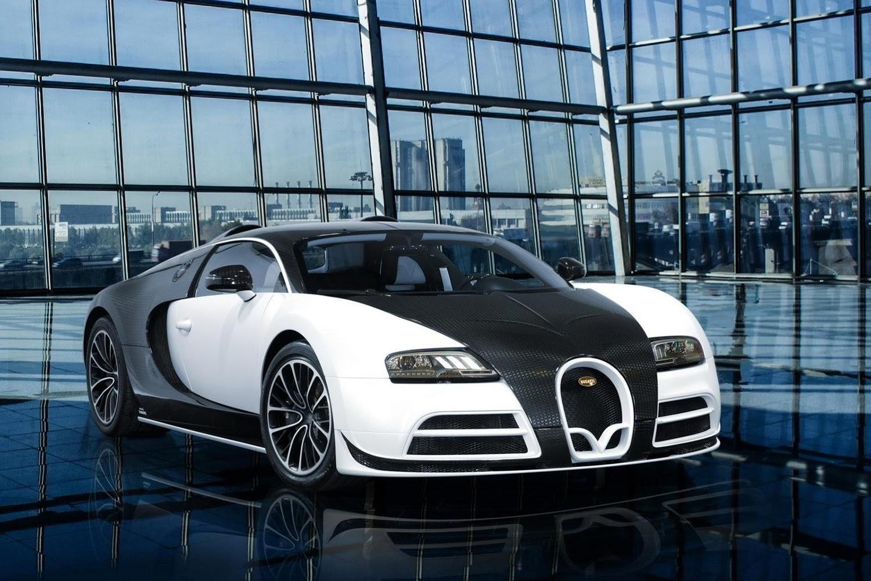 Mansory Vivere Bugatti Veyron (3,4 milhões de dólares)