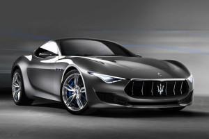 Maserati Alfieri 2016